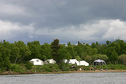 Alaskan King Salmon Camp Legend Lodge Nushagak River