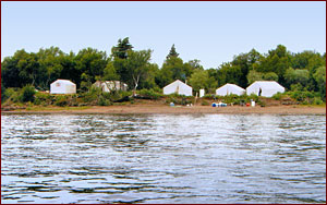 Legend Lodge King Salmon Camp on the Nushagak River, Alaska
